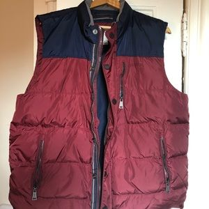 Orvis Men's Large Down Insulated Puffer Vest